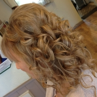 Special Occasion Loose Curls