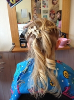 Bridesmaid Plait