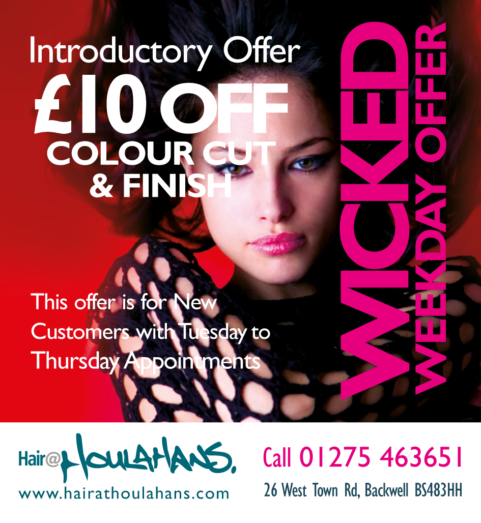 Backwell Salon Offer